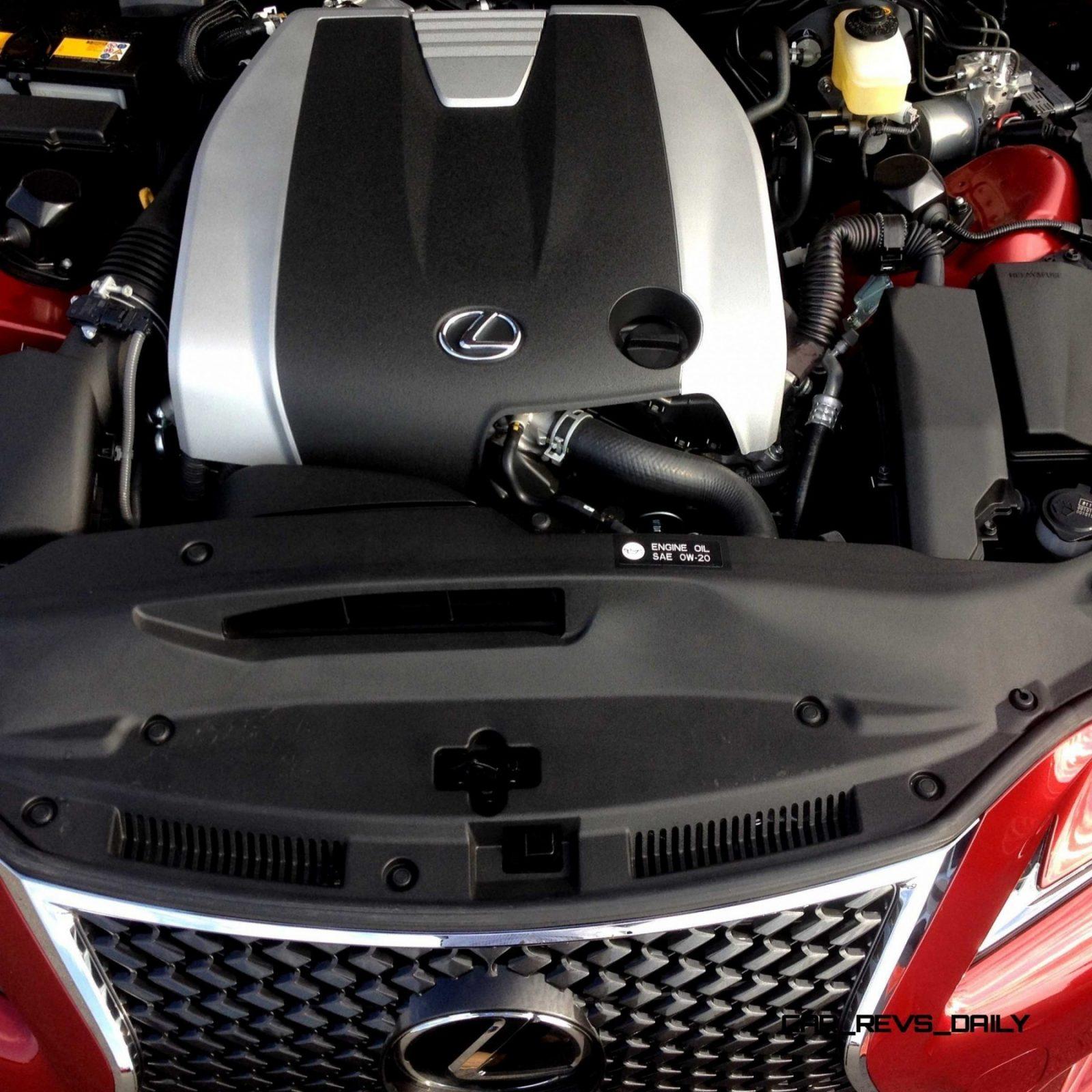 2014 Lexus IS350 AWD F Sport - First-Drive Photos17