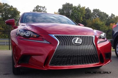 2014 Lexus IS350 AWD F Sport - First-Drive Photos2