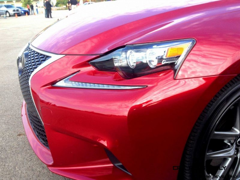 2014 Lexus IS350 AWD F Sport - First-Drive Photos4