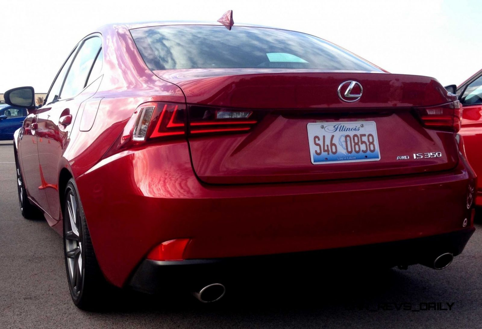 2014 Lexus IS350 AWD F Sport - First-Drive Photos7