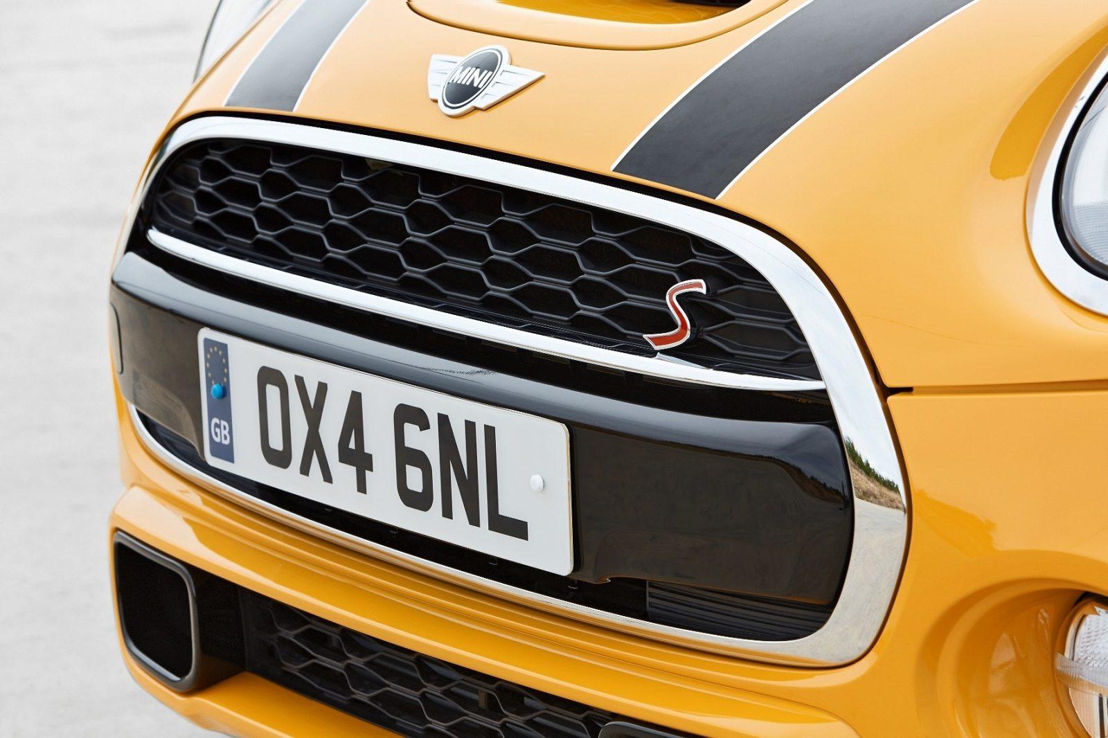 2014 MINI Cooper S 3