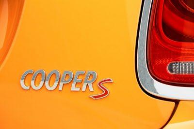 2014 MINI Cooper S 4