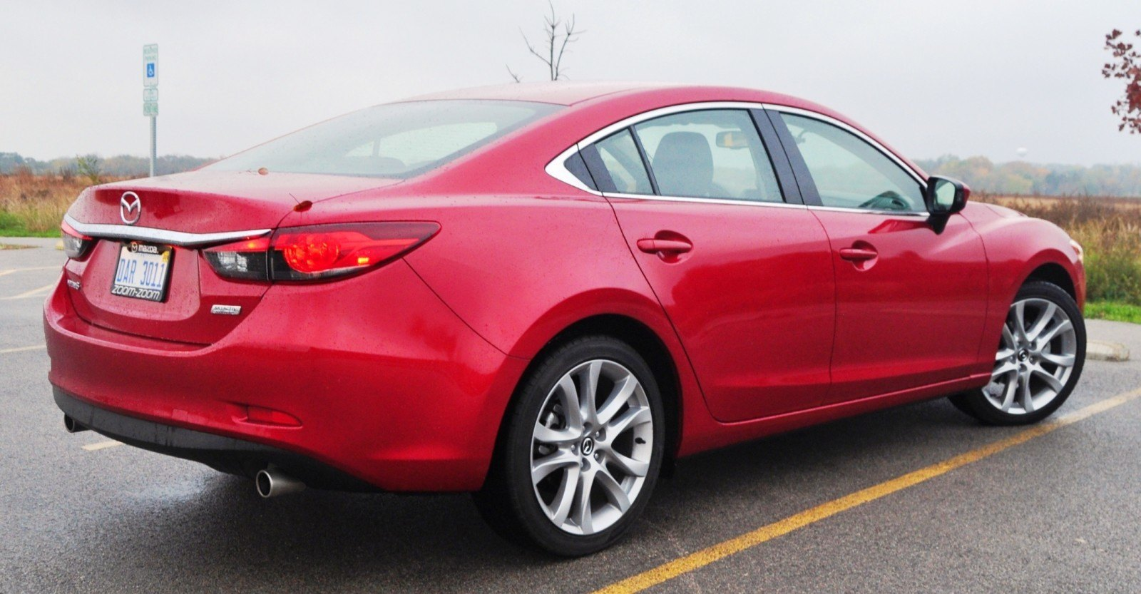 2014 Mazda6 i Touring - Video Summary + 40 High-Res Images17