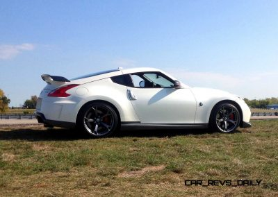2014 Nissan 370Z NISMO - Full Driven Review10
