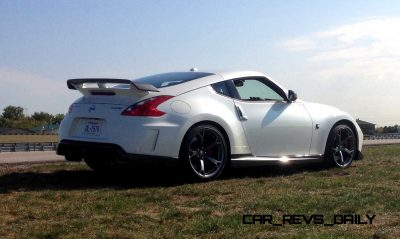 2014 Nissan 370Z NISMO - Full Driven Review11
