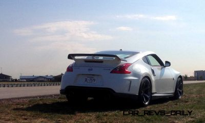 2014 Nissan 370Z NISMO - Full Driven Review12