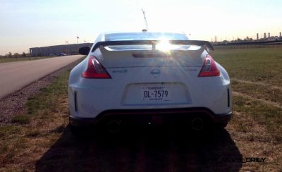 2014 Nissan 370Z NISMO - Full Driven Review15