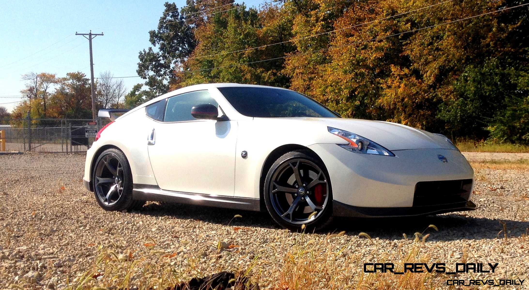update1 2014 nissan 370z nismo full driven review with videos. Black Bedroom Furniture Sets. Home Design Ideas