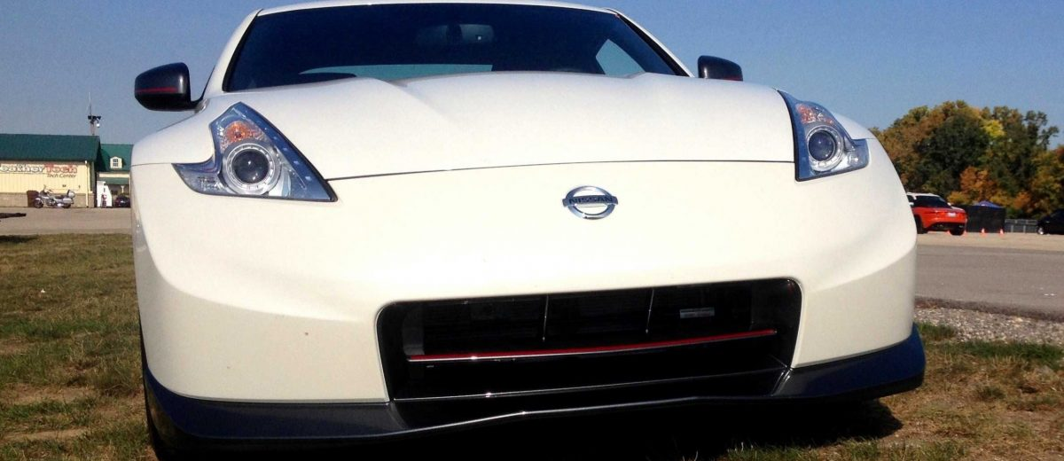 2014 Nissan 370Z NISMO - Full Driven Review6