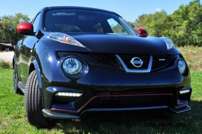 2014 Nissan Juke NISMO in 57 High-Res Photos42