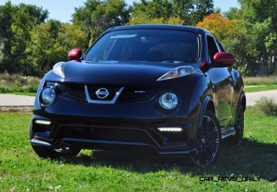 2014 Nissan Juke NISMO in 57 High-Res Photos44