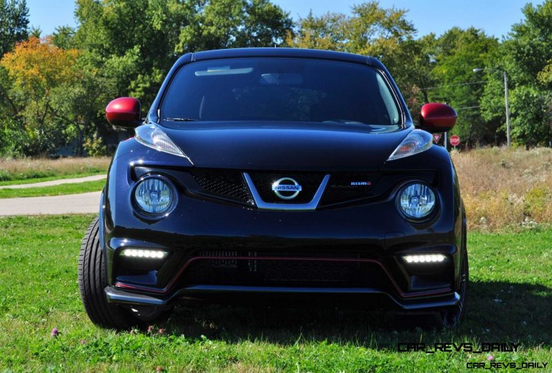 2014 Nissan Juke NISMO in 57 High-Res Photos45