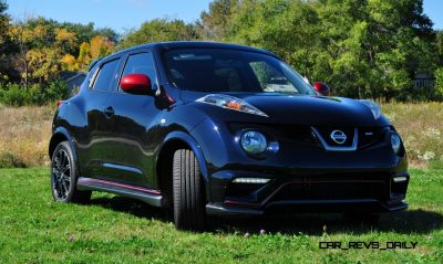 2014 Nissan Juke NISMO in 57 High-Res Photos46