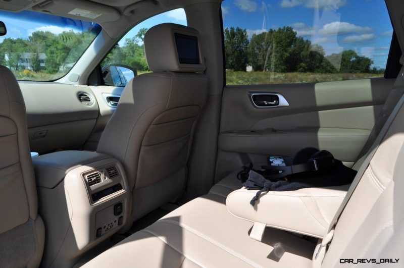 2014 Nissan Pathfinder Platinum Inside and Out11
