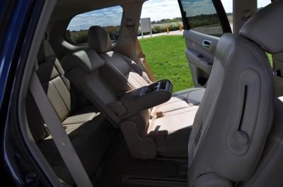 2014 Nissan Pathfinder Platinum Interior
