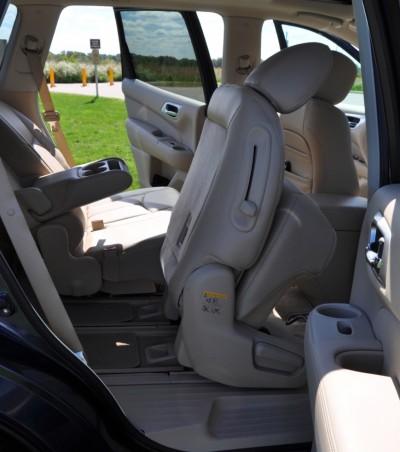 2014 Nissan Pathfinder Platinum – Official Details From NissanUSA