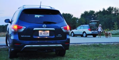 2014 Nissan Pathfinder Platinum Inside and Out36