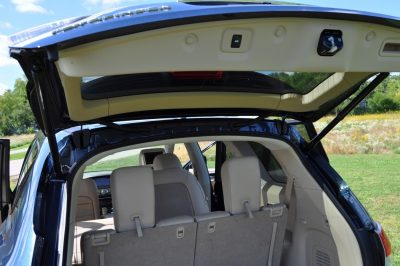 2014 Nissan Pathfinder Platinum Inside and Out6