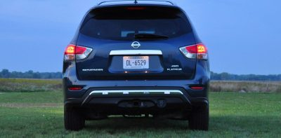 2014 Nissan Pathfinder Platinum Inside and Out74