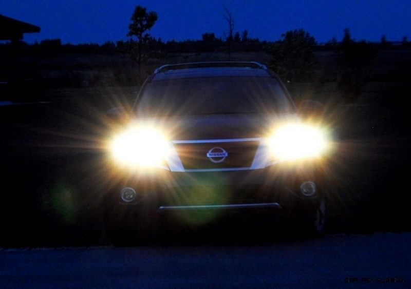 2014 Nissan Pathfinder Platinum Inside and Out80