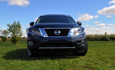 2014 Nissan Pathfinder Platinum Inside and Out84
