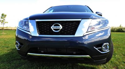 2014 Nissan Pathfinder Platinum Inside and Out86