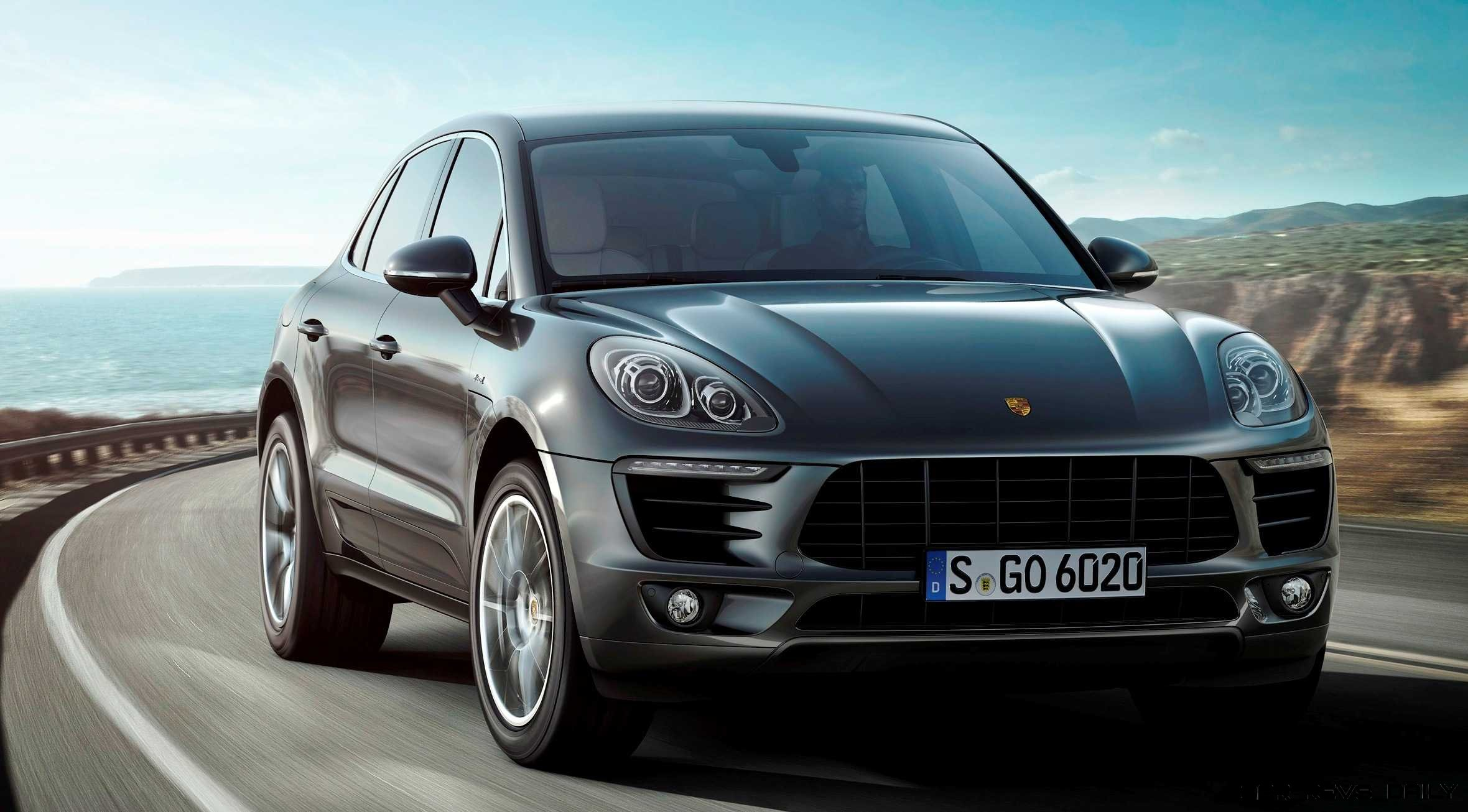 2014 Porsche Macan Turbo and Macan S - Official Debut Photos10