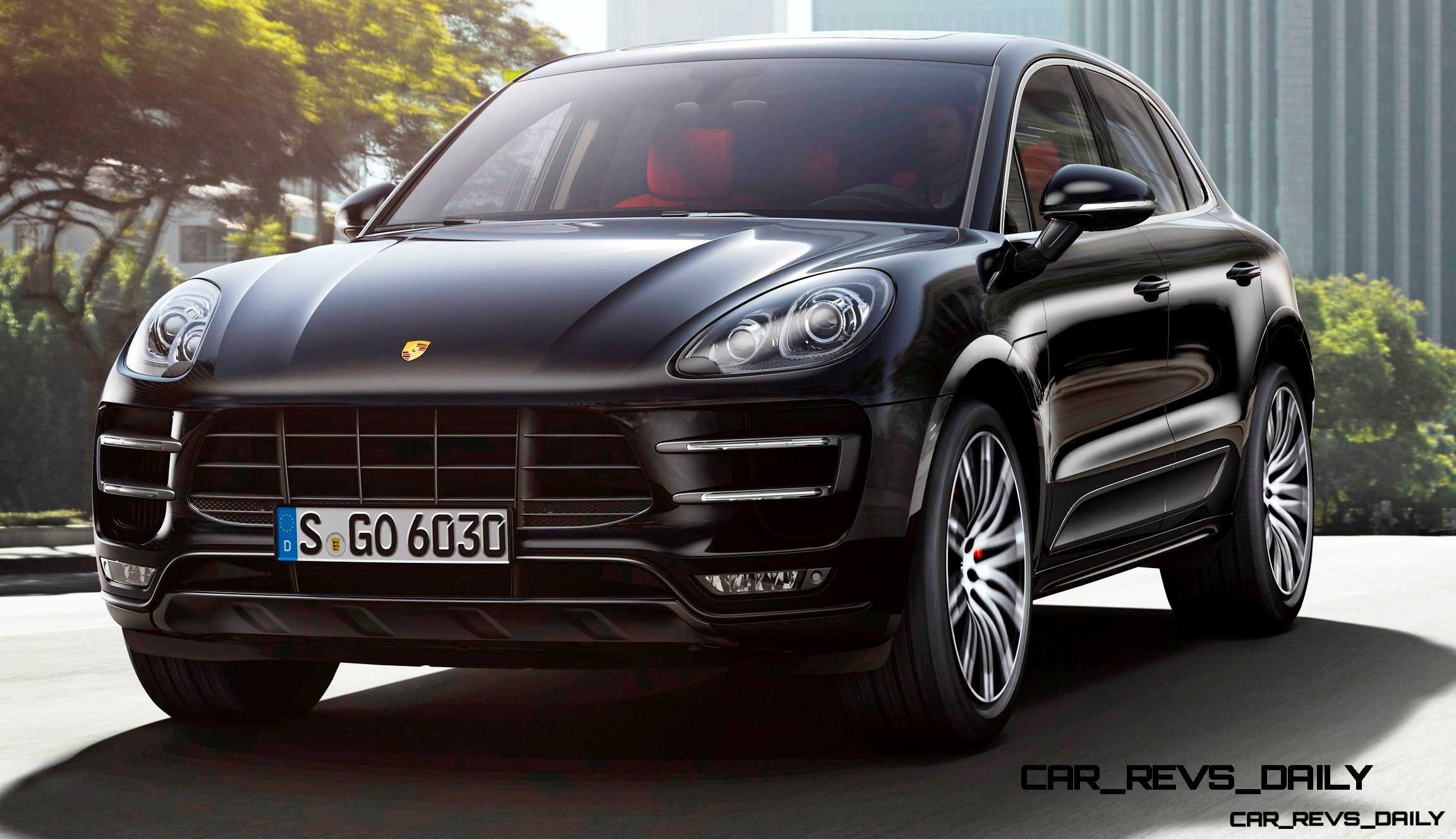 2014 Porsche Macan Turbo and Macan S - Official Debut Photos14