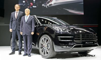 2014 Porsche Macan Turbo and Macan S - Official Debut Photos16