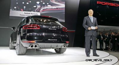 2014 Porsche Macan Turbo and Macan S - Official Debut Photos18