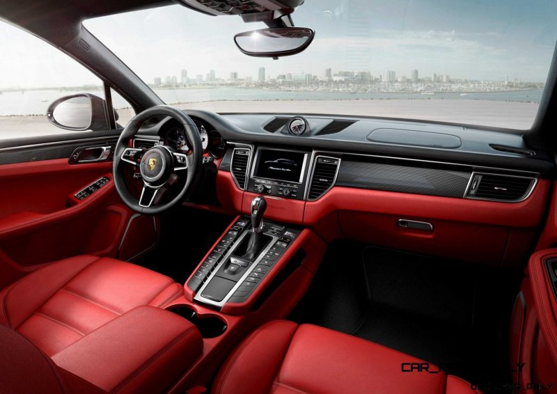 2014 Porsche Macan Turbo and Macan S - Official Debut Photos2
