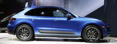 2014 Porsche Macan Turbo and Macan S - Official Debut Photos20