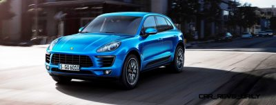 2014 Porsche Macan Turbo and Macan S - Official Debut Photos7