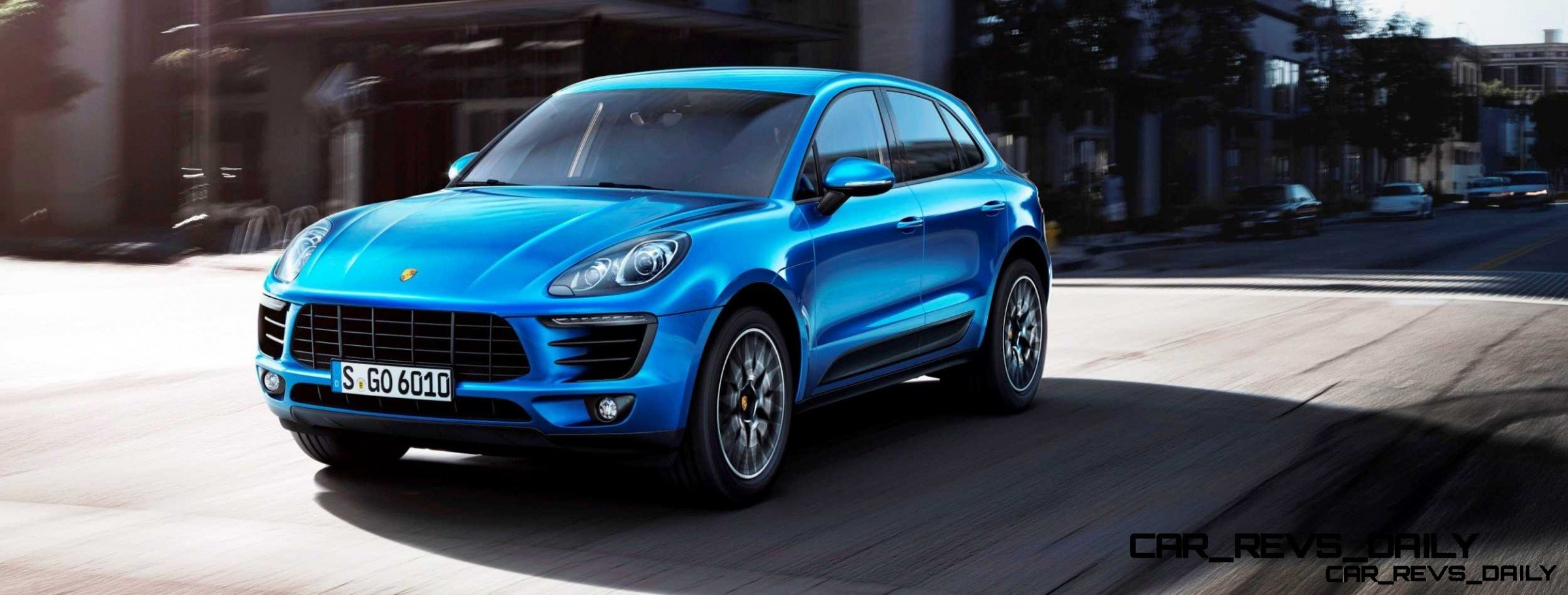 2014 porsche macan turbo and macan s official debut photos7. Black Bedroom Furniture Sets. Home Design Ideas