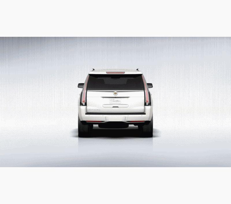 2015 Cadillac Escalade Animation 999999998