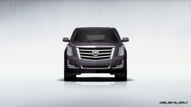 2015 Cadillac Escalade In-Depth Review + Mega Galleries102