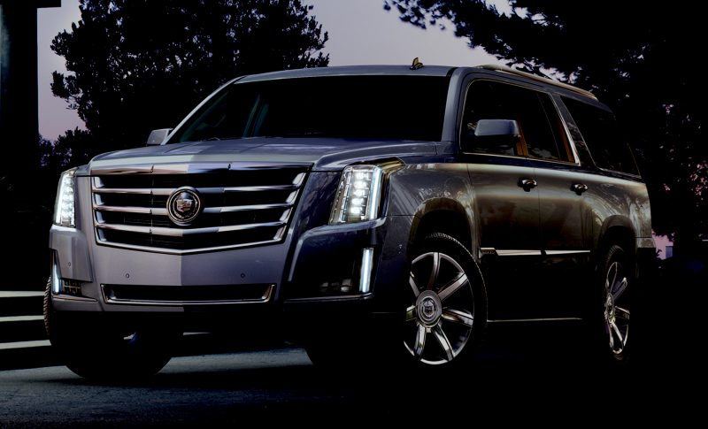 2015 Cadillac Escalade In-Depth Review + Mega Galleries26