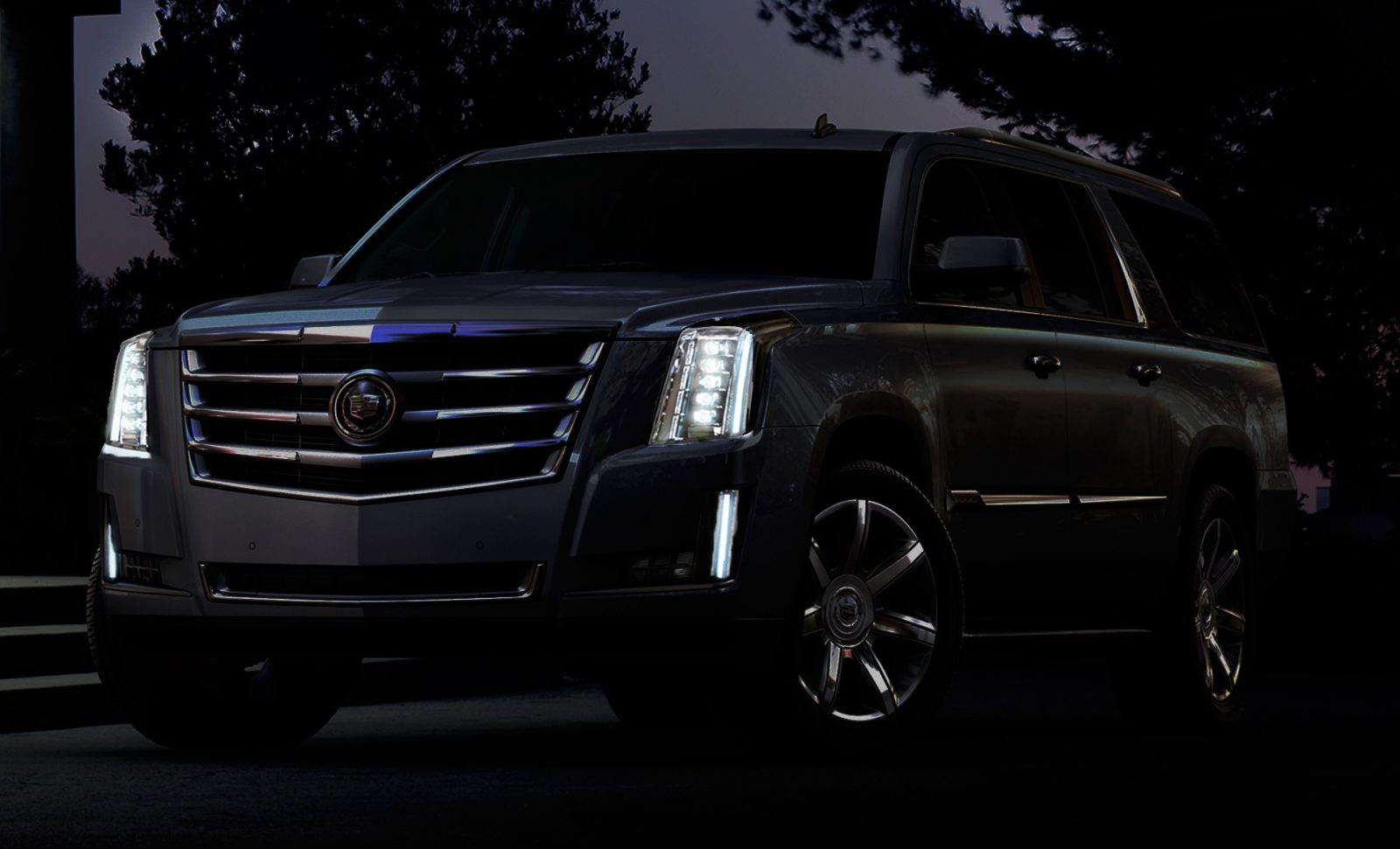 2015 Cadillac Escalade In-Depth Review + Mega Galleries30