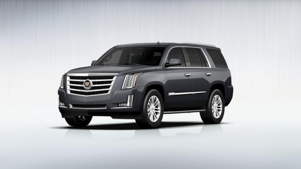 2015 Cadillac Escalade In-Depth Review + Mega Galleries73