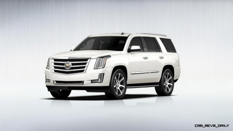 2015 Cadillac Escalade In-Depth Review + Mega Galleries98
