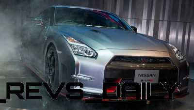 2014 GT-R + 2015 GT-R NISMO Now Far More Beautiful, Luxurious... and EVEN FASTER!