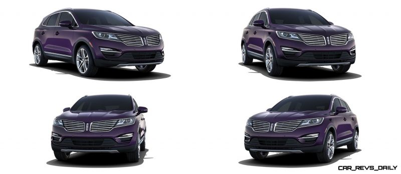 2015 Lincoln MKC Crossover - A Cool Mix of Infiniti and Audi101
