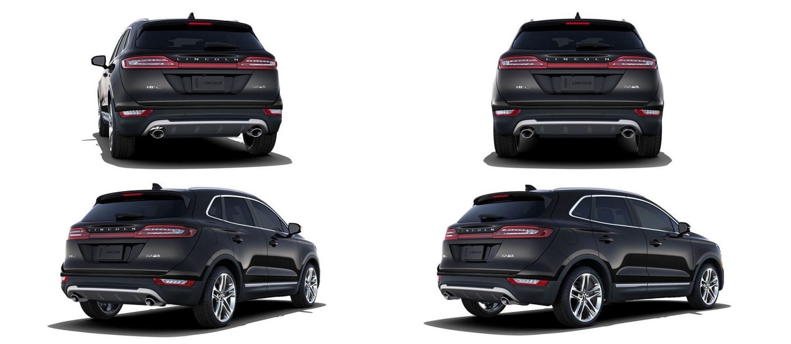 2015 Lincoln MKC Crossover - A Cool Mix of Infiniti and Audi106