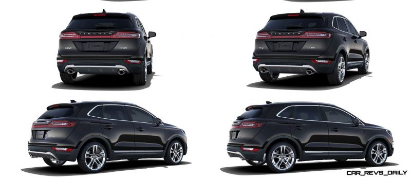 2015 Lincoln MKC Crossover - A Cool Mix of Infiniti and Audi107