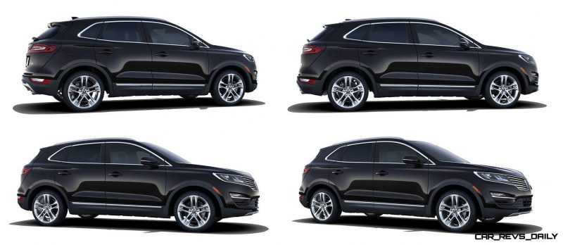 2015 Lincoln MKC Crossover - A Cool Mix of Infiniti and Audi108