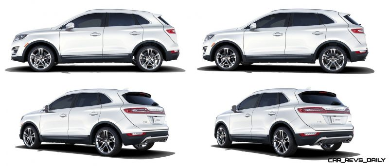 2015 Lincoln MKC Crossover - A Cool Mix of Infiniti and Audi113