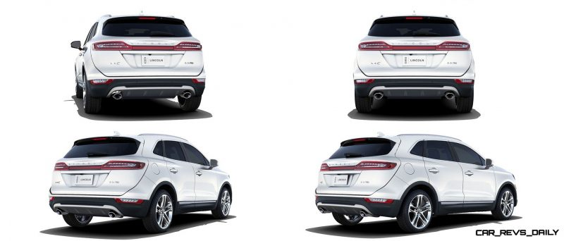 2015 Lincoln MKC Crossover - A Cool Mix of Infiniti and Audi119