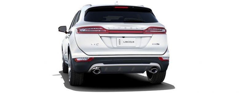 2015 Lincoln MKC Crossover - A Cool Mix of Infiniti and Audi120