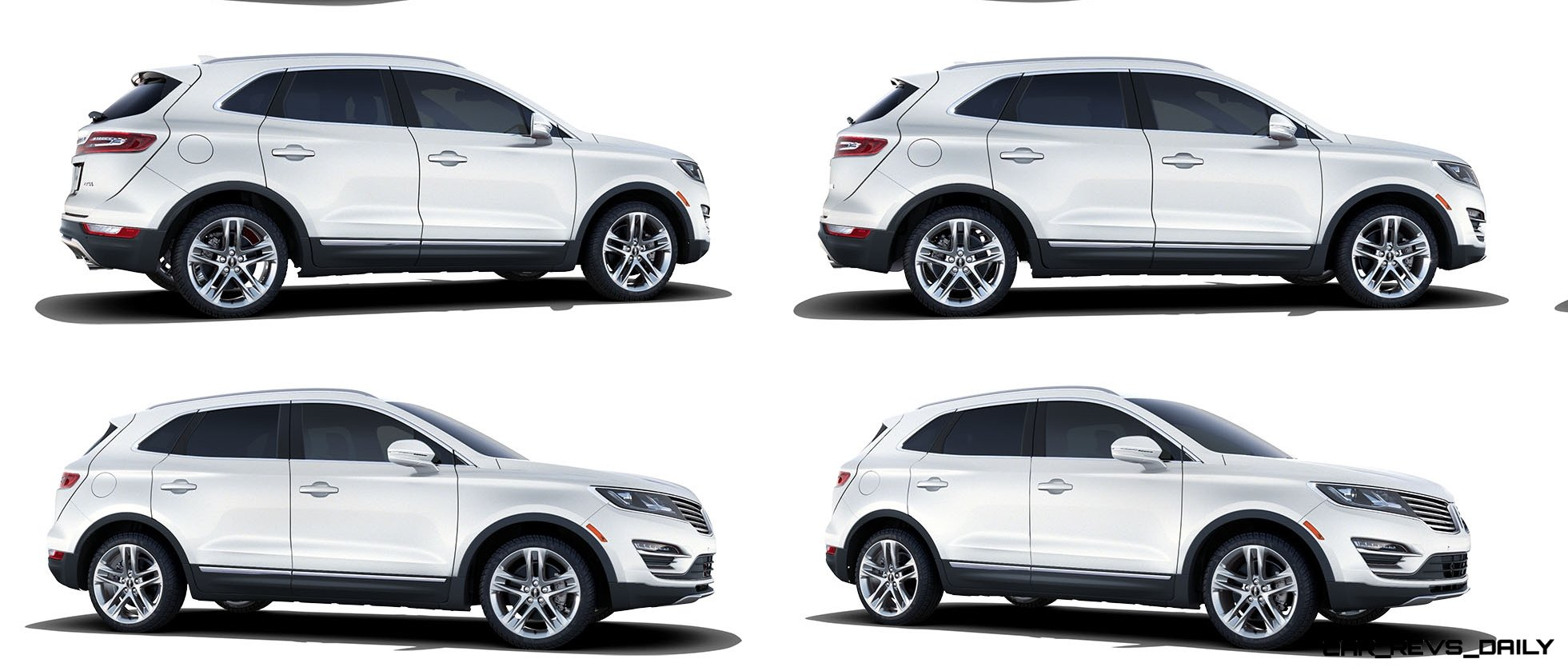 2015 lincoln mkc crossover a cool mix of infiniti and audi125. Black Bedroom Furniture Sets. Home Design Ideas