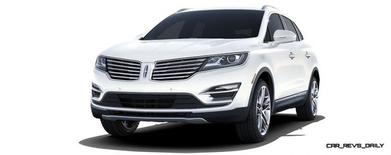2015 Lincoln MKC Crossover - A Cool Mix of Infiniti and Audi135